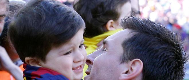 Thiago Messi embrassera-t-il la même carrière que son père ?
