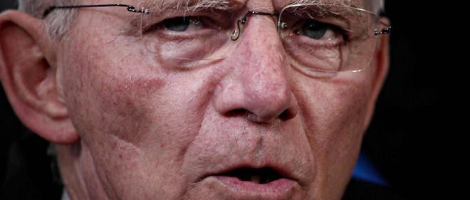 Le ministre des Finances allemand a parlé ouvertement d'une sortie de la Grèce de la zone euro.