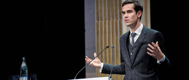 À 34 ans, Nicolas Hazard inaugure, le 30 mars, la 5e édition d'Impact2, le Davos de l'économie sociale et solidaire.