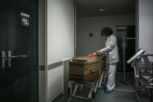 La chambre mortuaire de Bichat brise un tabou en ouvrant ses portes  Le Point