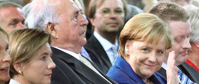 Avec Maike Kohl-Richter, « Helmut Kohl, affirment ses fils, vivait comme un prisonnier ».