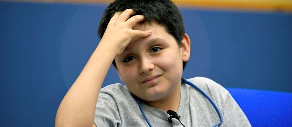 Mexique: à 12 ans, il entre à l'université pour étudier la physique biomédicale