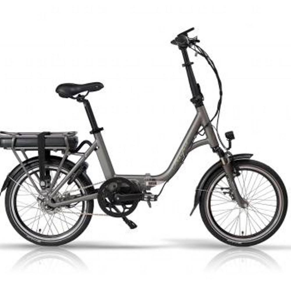 Test : un vélo électrique pliant confortable, c'est