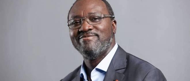 Alain Kouadio a toujours fait de l'entrepreneuriat en Cote d'Ivoire son cheval de bataille.