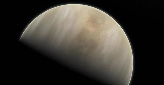 Vénus : des potentielles traces de vie découvertes par des chercheurs