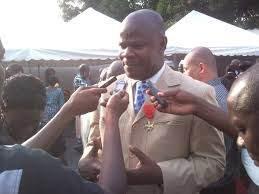 Bleu Charlemagne, président du FIMADA (DR)