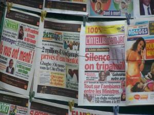 La presse ivoirienne est encore en deuil, avec la disparition de J.C. KORE