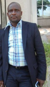 Ignace Gnézéré, député de la Sous-préfecture de Guéyo (Ph: Dr)