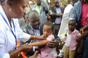 La Fondation Soro Kigbafori en campagne contre la méningite et la hernie (Ph: Dr)