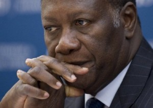Alassane Ouattara, Président de la RCI (Ph: Dr)