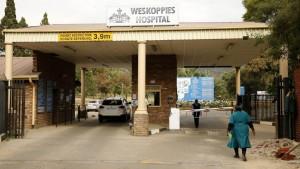 un hôpital de Pretoria (Ph: Dr)