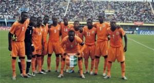 Football/Mondial de Montaigu: Les Eléphanteaux de Cote d`Ivoire vaiqueurs de la 42eme édition du Tournoi (Ph: Archives)