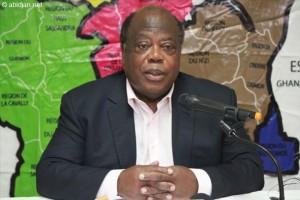 M. Charles Konan Banny l'un des candidats déclaré contre Alassane Ouattara pour la présidentielle de 2015
