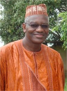Gaoussou Touré, ministre des Transports...