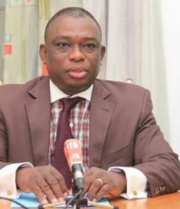 L'honorable, Konan Kouakou Bertin dit KKB (Ph: Dr)