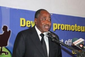 Le ministre d'Etat, Secrétaire Général de la Présidence de la République de Côte d'Ivoire, Amadou Gon Coulibaly (Ph:Dr)