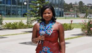 La présidente de la presse étrangère, par ailleurs secrétaire adjoint de la communication de l'Organisation Nationale des Journalistes d'Investigation de Côte d'Ivoie (ONJI-CI), M'Mah Camara