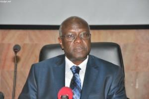 Gilbert Kafana Koné, président de l'Uvicoci (Ph:Dr)