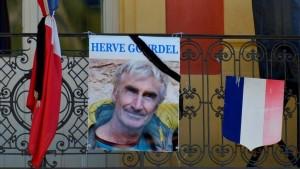 Le ministre de la Justice algérienne a annoncé à la télévision avoir identifié certains des ravisseurs d'Hervé Gourdel (Ph:Dr)