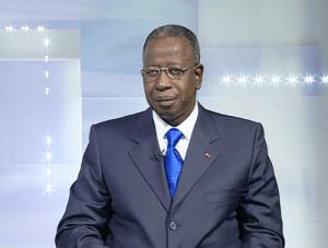 Le ministre du Pétrole et de l'Energie, Adama Toungara (Ph:Dr)