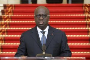 Marcel AMON-TANOH Ministre, Directeur de Cabinet (Ph:Dr)