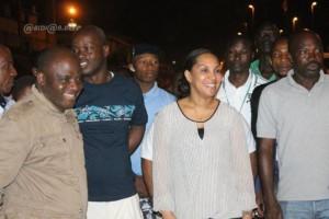 La Dg de l'Agence Nationale de Salubrité Urbaine (ANASUR), Mme Sarrahn Ouattara (A titre d'illustration)