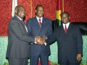 Blaise Compaoré a joué un grand rôle dans la crise qui a secouée la Côte d'Ivoire de septembre 2002, à avril 2011
