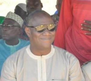 Au nom des populations de Kong, le premier magistrat, Ibrahim Ouattara a été reconnaissant à la Première-dame.