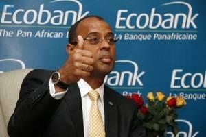 Thierry Tanoh, ancien Directeur général de la banque panafricaine Ecobank.