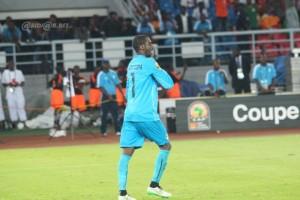 Barry Copa, le gardien qui a donné la coupe aux Ivoiriens (Ph:Dr)