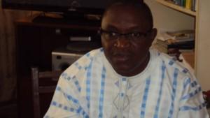Le numérologue, Médard Kouassi (notre photo)