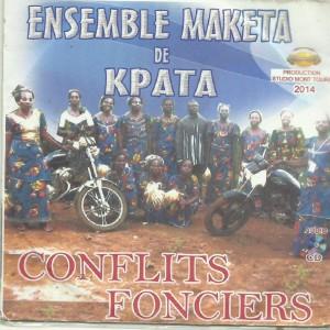 L'ensemble Maketa de Kpata veut contribuer à la sensibilisation du foncier à l'ouest par la chanson.