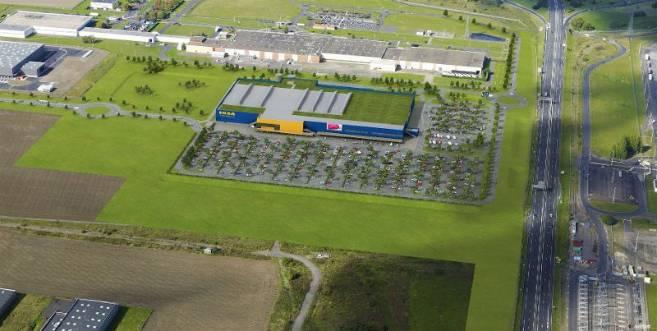 Feu Vert Pour Le Magasin Ikea à Clermont Ferrand Clermont