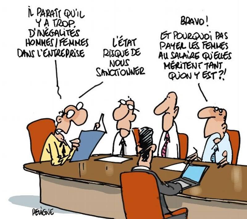 Top 8 mars . Humour et caricatures des relations homme/femme  ZH78