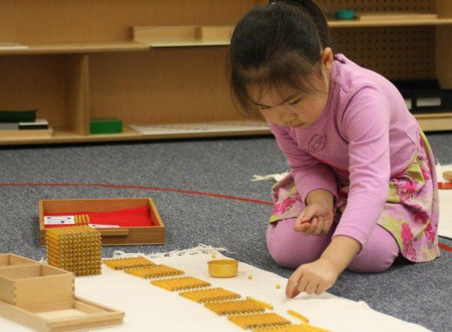 Montessori, Montessori Method, Right Montessori School, Shravmusings