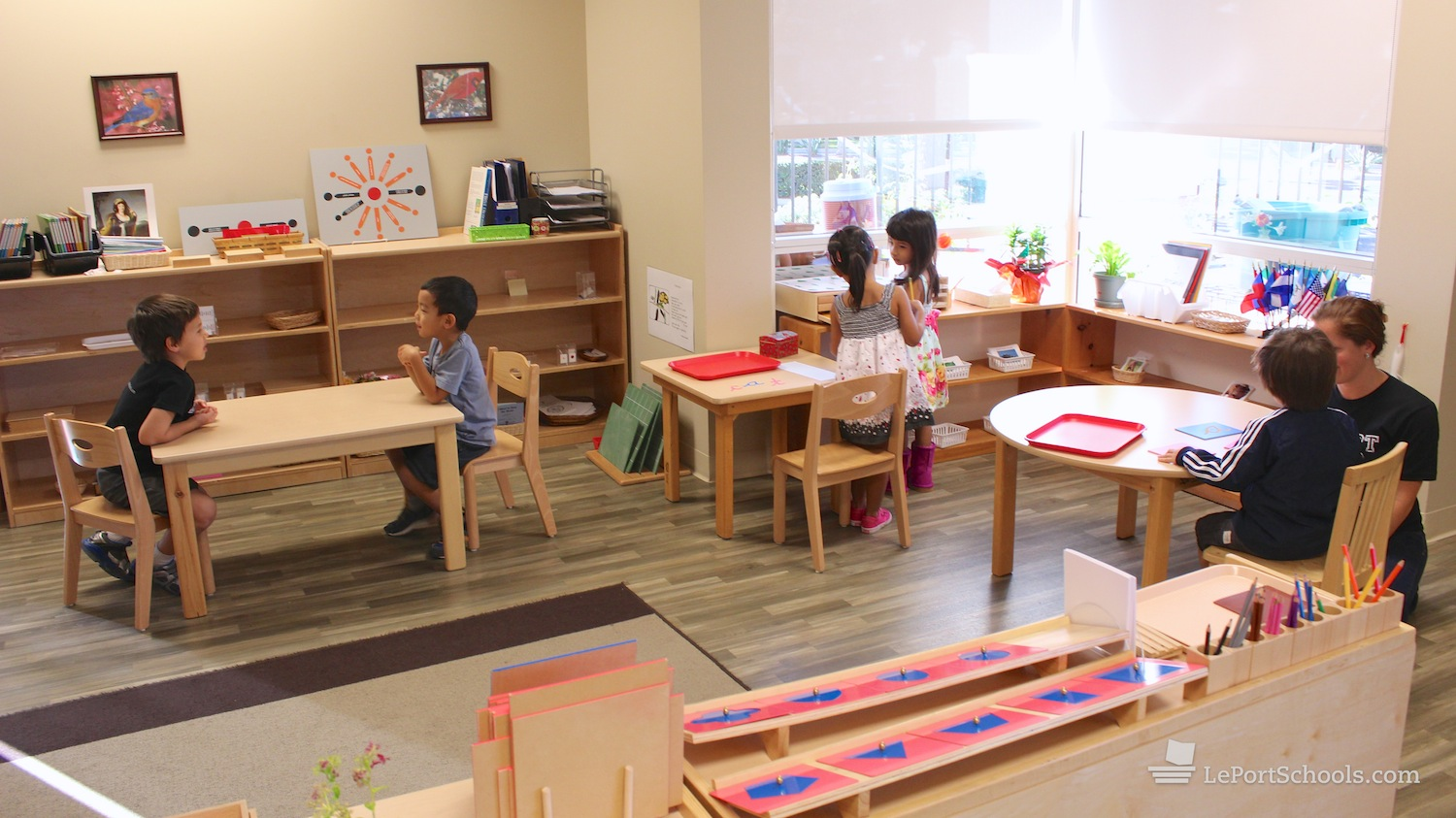 Discipline In The Montessori Classroom 1 Of 2