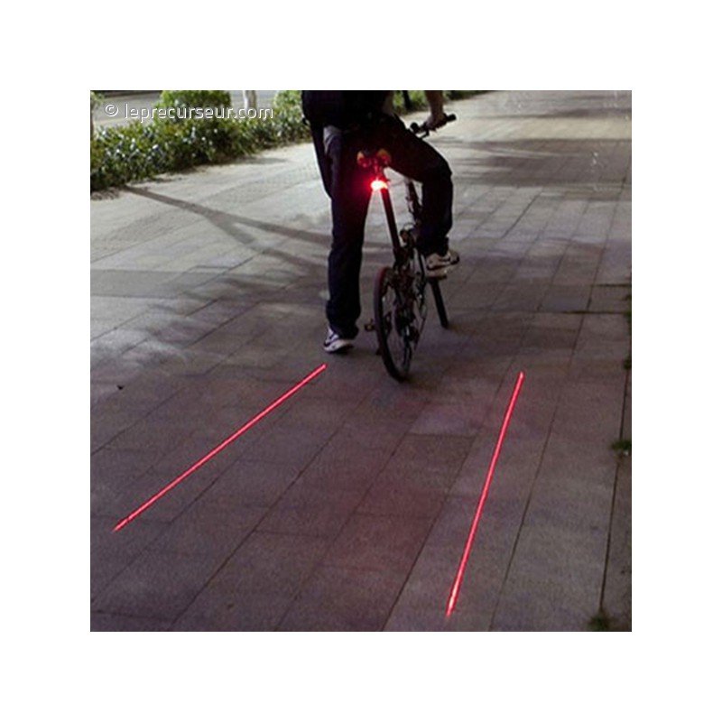 Clairage LED Pour Vlo Avec Traage Lumineux