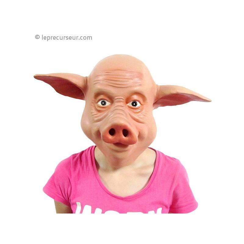 Masque Tte De Cochon