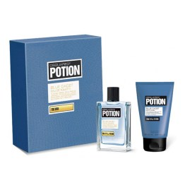 Set/confezione uomo DSQUARED POTION BLUE CADET edt 100ml + body wash 100ml