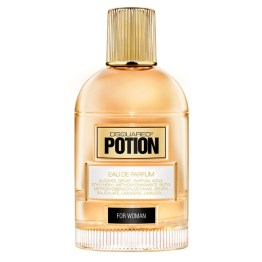 """""""TESTER"""" DSQUARED POTION FOR WOMAN edp 100ml donna"""