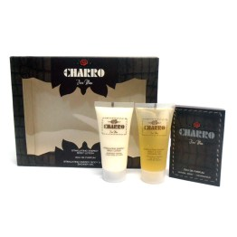 Set/confezione uomo EL CHARRO For Man edp 1,5ml + body lotion 30ml + shower gel 30ml