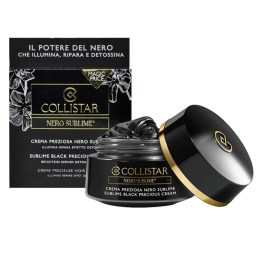 COLLISTAR NERO SUBLIME Crema Preziosa 50ml