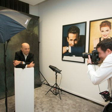 Reportage photo SIHH Geneve 2017 Photocall Photobooth