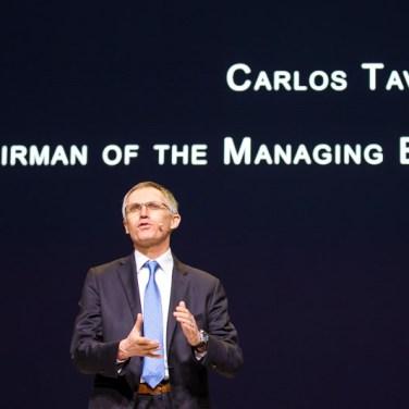 salon de l'auto geneve 2017 Carlos Tavares