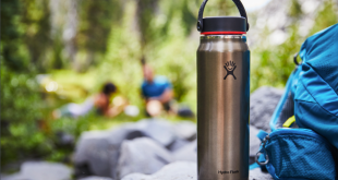 Hydro Flask trail