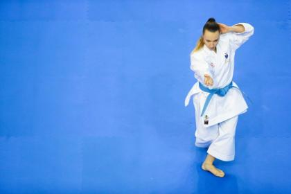 Karate on the Tokyo Olympics, directions to be used