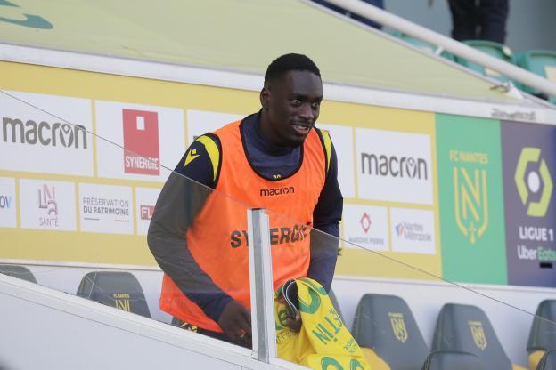 Augustin doit retrouver une condition physique acceptable, selon son entraîneur. (V. Michel/L'Équipe)