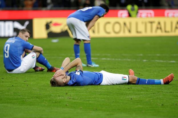 faut refonder tout le foot italien