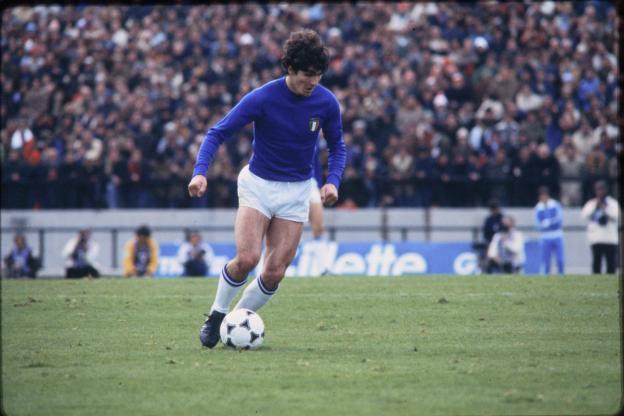Paolo Rossi est décédé à l'âge de 64 ans mercredi dernier. (L'Équipe)