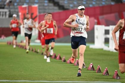 """""""I actually imagine that I can develop into an Olympic champion,"""" says Valentin Prades, seventh within the fashionable pentathlon on the Tokyo Olympics."""